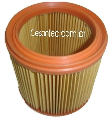 Filtro Permanente Papel Sanfonado Kronos 23, SILENT, H2O CICLONE  - Lavor Wash