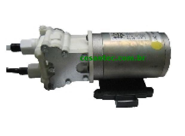 Grupo bomba e motor Extrator - Soteco