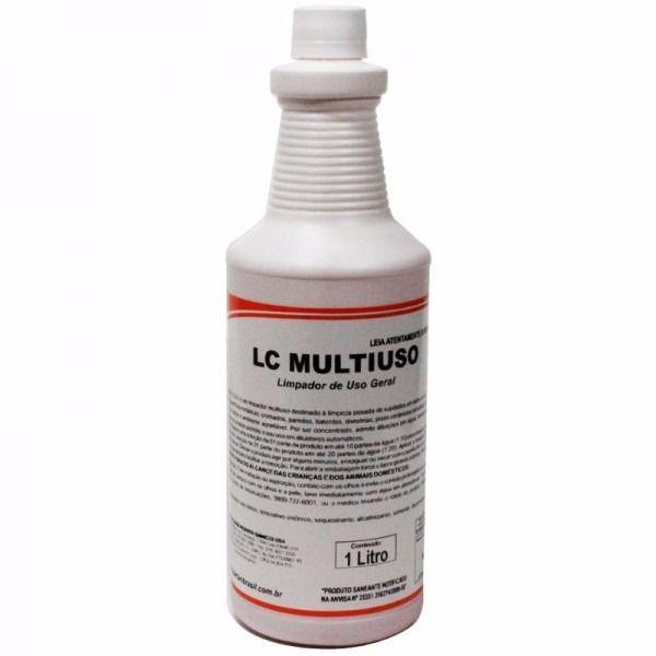 Limpador Multiuso LC- Spartan