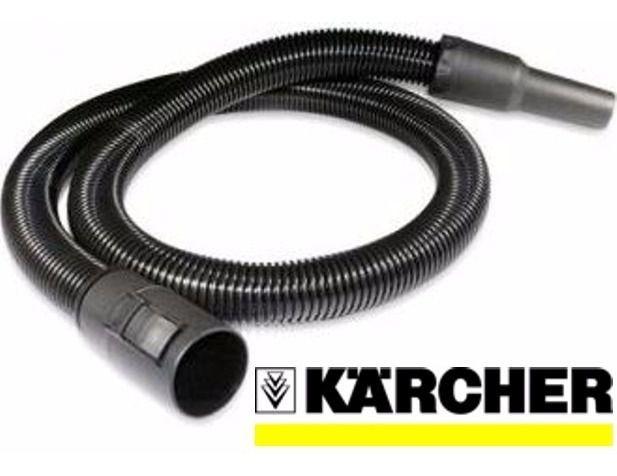 Mangueira de aspirador agua e po completa - karcher A2003, A2004, A2104, A2104 Plus, A2214, NT 20/1
