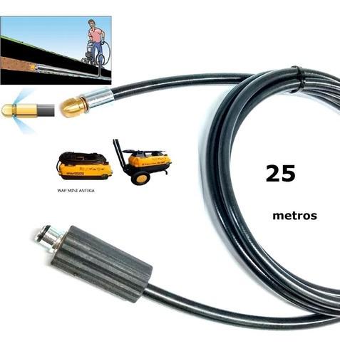 Mangueira Desentupidora Wap Mini Antiga 25 Metros