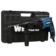 Martelete SDS-Plus 800W com Maleta WESCO-WS3141