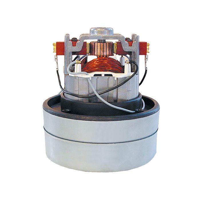 Motor de aspirador de pó Thru-flow Dupla turbina - IPC Brasil SOTECO