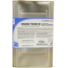 Orange Tough 90 - Desengraxante com Solvente Natural - 5 Litros - Spartan