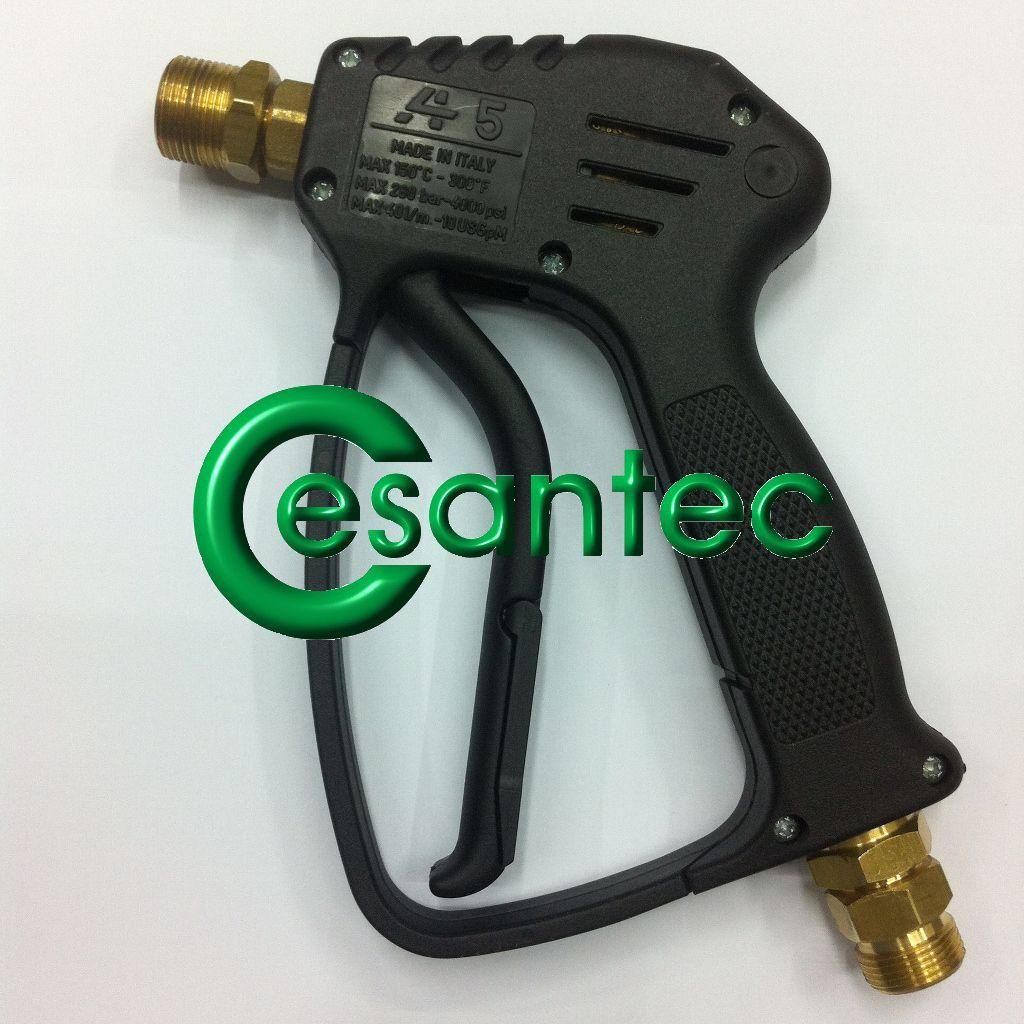 Pistola com gatilho p/ alta pressão - A5 - 150ºC / 4000 psi - Similar Karcher