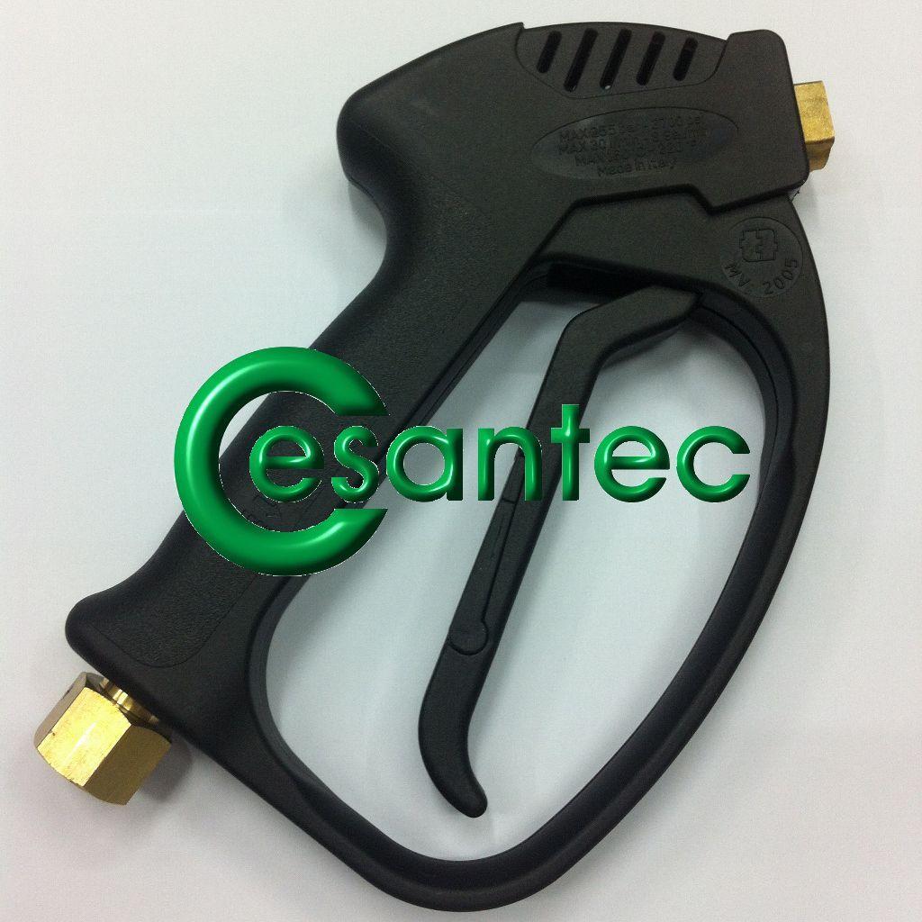 Pistola com gatilho p/ alta pressão - MV - 160ºC - 3700 psi max
