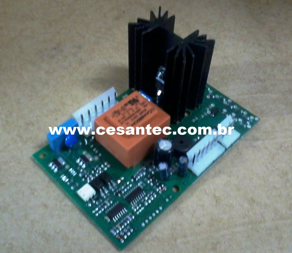 Placa eletronica de controle GV ETNA - Lavor Pro