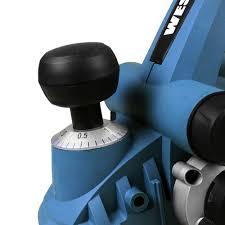 Plaina Elétrica 3mm 900W WESCO WS5343