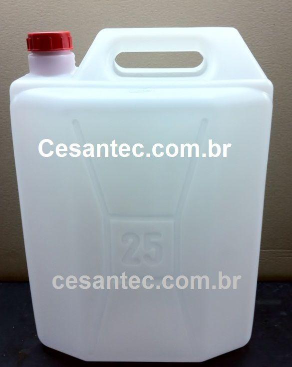 Reservatorio 25 litros extratora Solaris - Lavor Pro