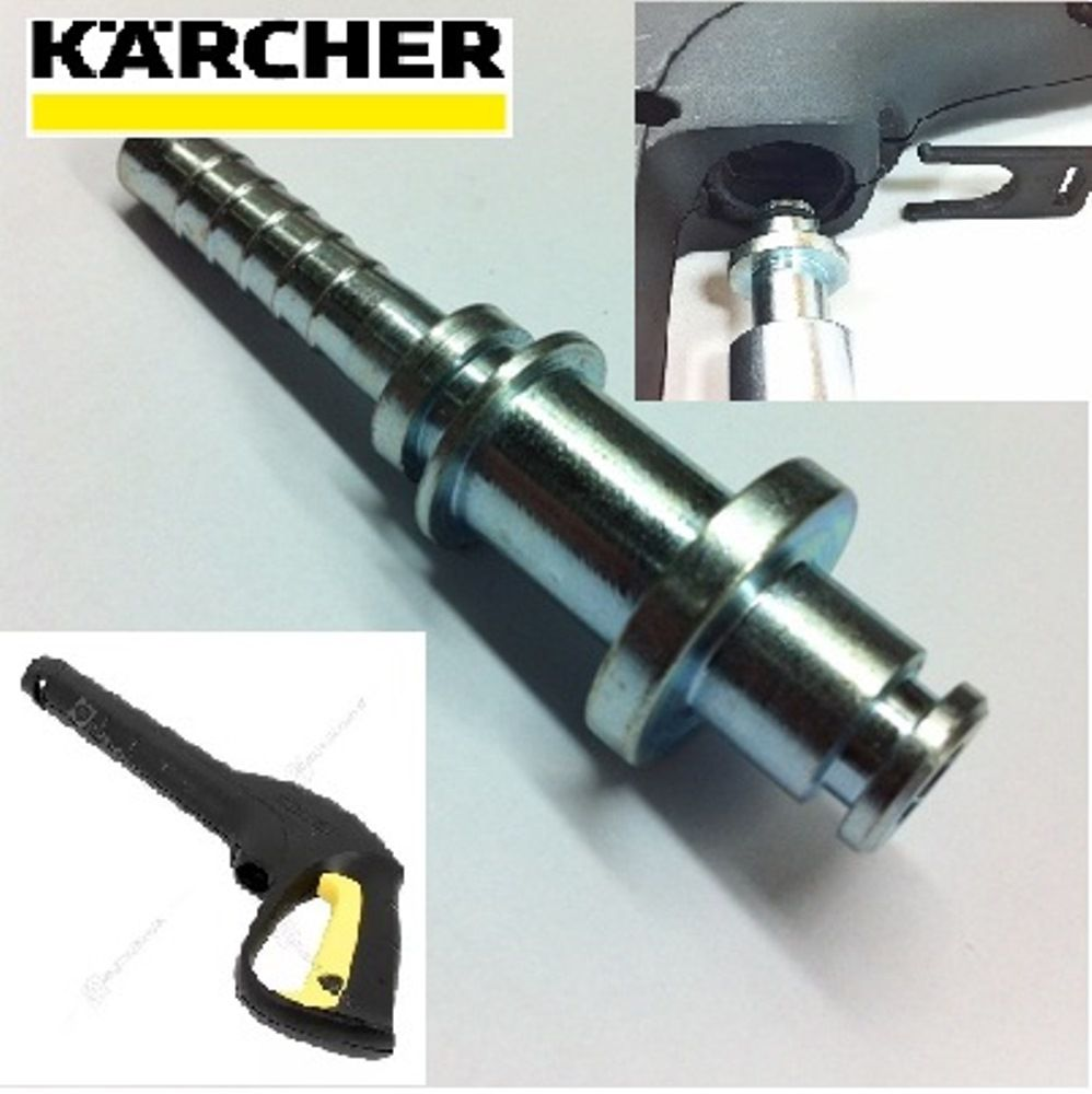 Terminal pistola GOOD anel D18 - Karcher - 9067