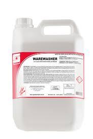 Warewasher Detergente para Máquinas de Lavar Louças - 5 Litros - Spartan