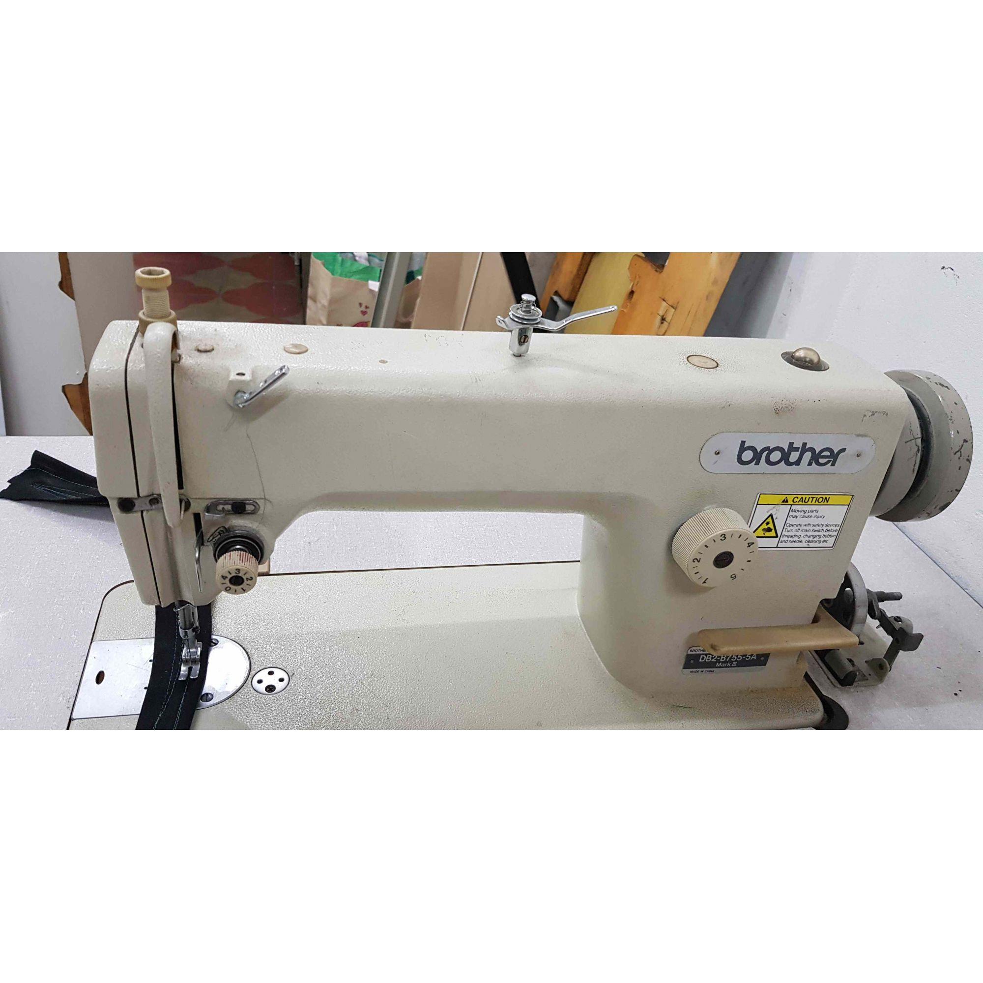 BROTHER - RETA USADA  - BH Máquinas de Costura