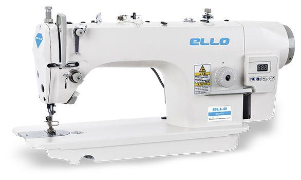 ELLO - RETA DIRECT DRIVE  - BH Máquinas de Costura