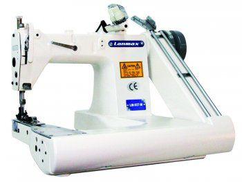 LAMAX - FECHADEIRA DE BRAÇO  - BH Máquinas de Costura