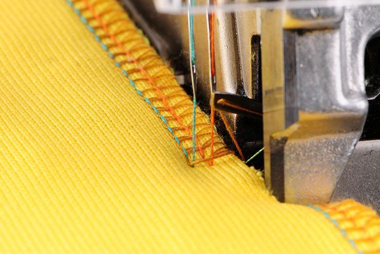 JACK - OVERLOCK 4 FIOS DI  - BH Máquinas de Costura