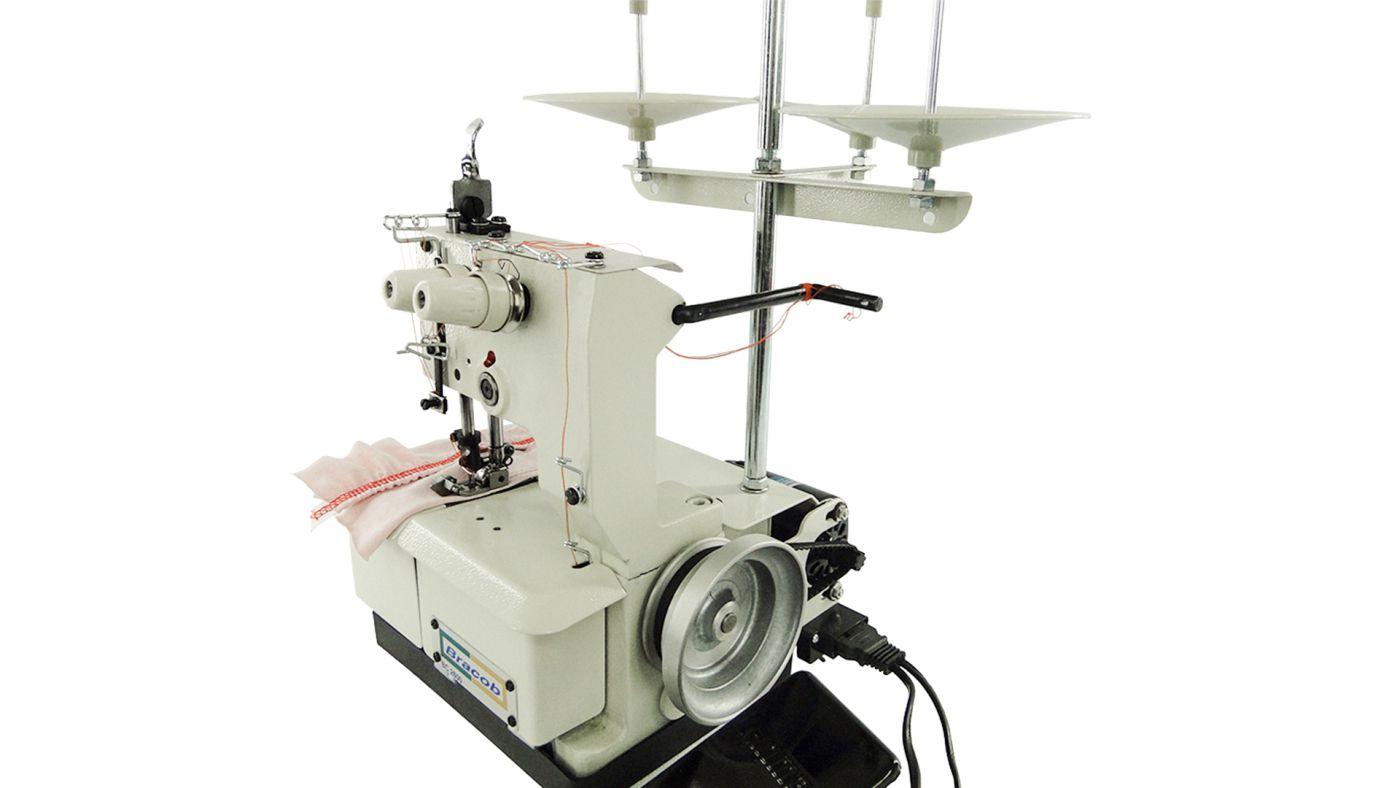 BRACOB - GALONEIRA 3 FIOS   - BH Máquinas de Costura
