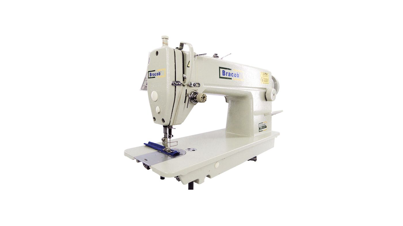 BRACOB - RETA CONVENCIONAL BC-6150   - BH Máquinas de Costura