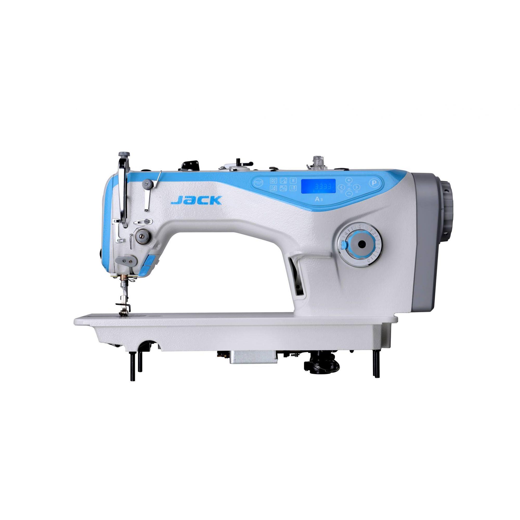 JACK - RETA INDUSTRIAL ELETRÔNICA A3  - BH Máquinas de Costura