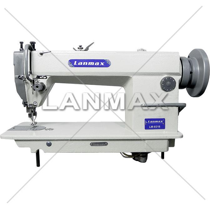 LANMAX - RETA TRANSPORTE DUPLO CONVENCIONAL  - BH Máquinas de Costura