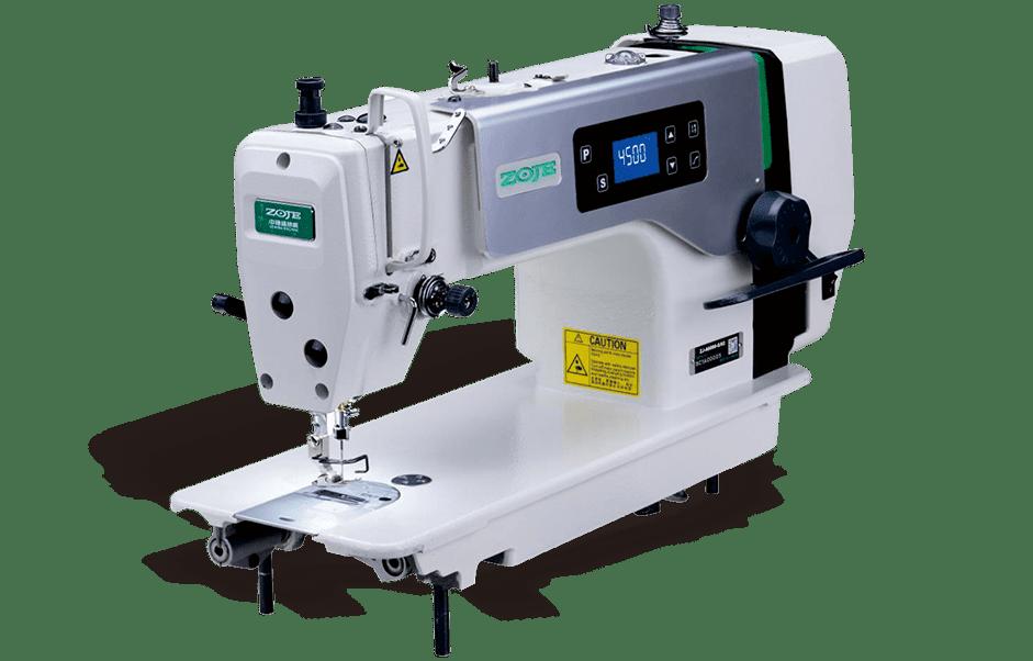Reta Zoje Direct Drive ZJ-A6000-G 110v  - BH Máquinas de Costura