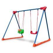 Balanço Criança - Duplo Completo - Freso - Ref 99113