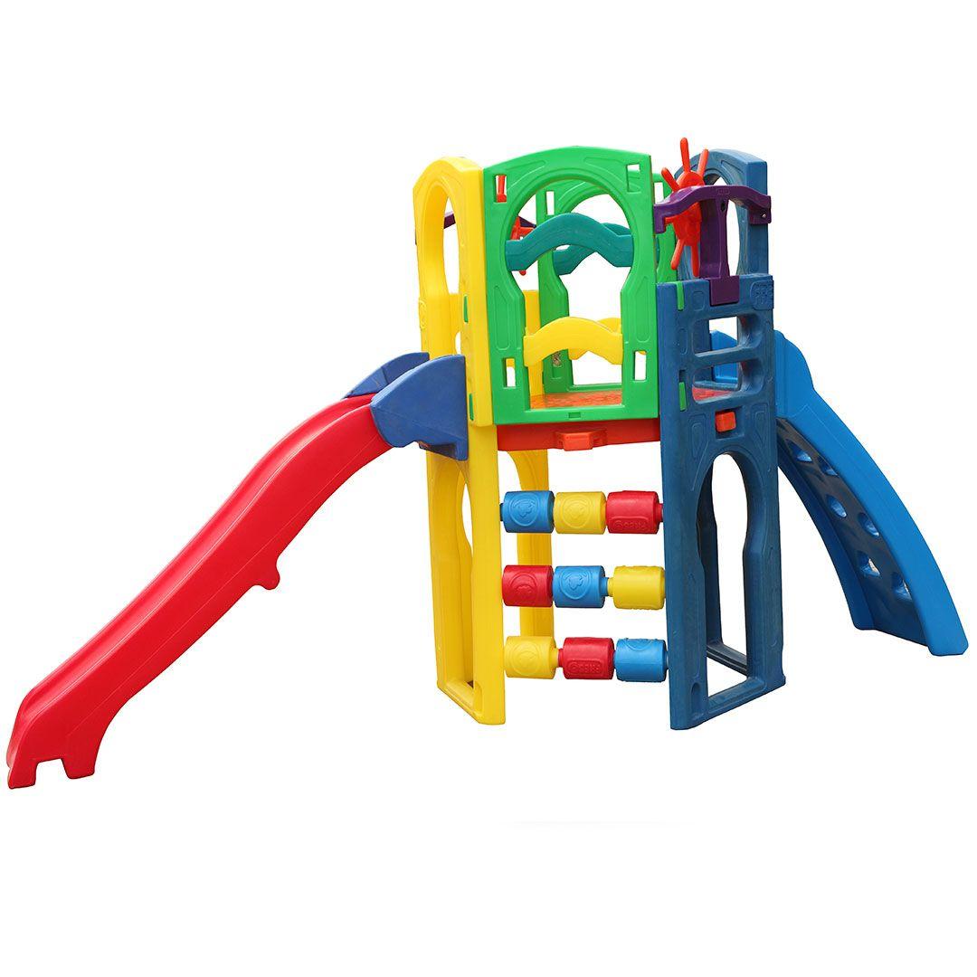Playground Completo Premium Prata  - Freso - 27184-A
