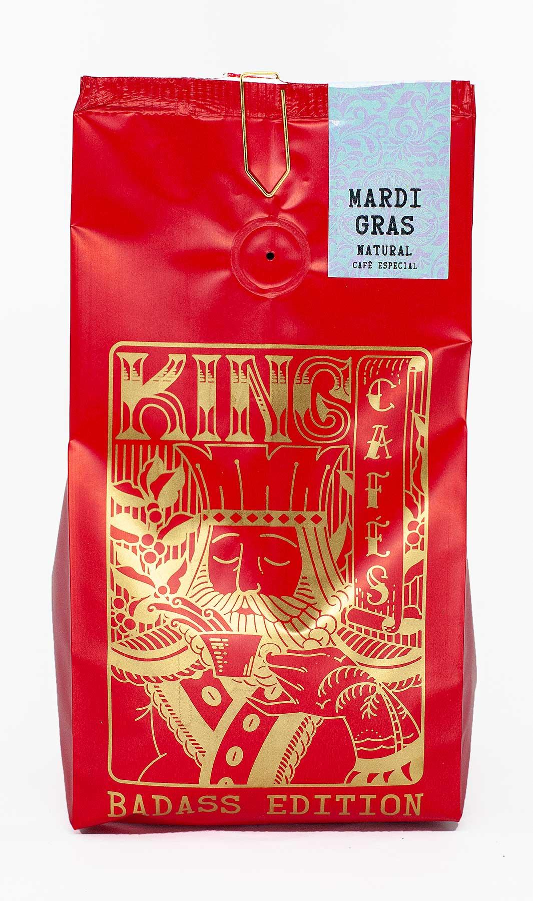 Café Especial Mardi Gras - Pacote com 250 g