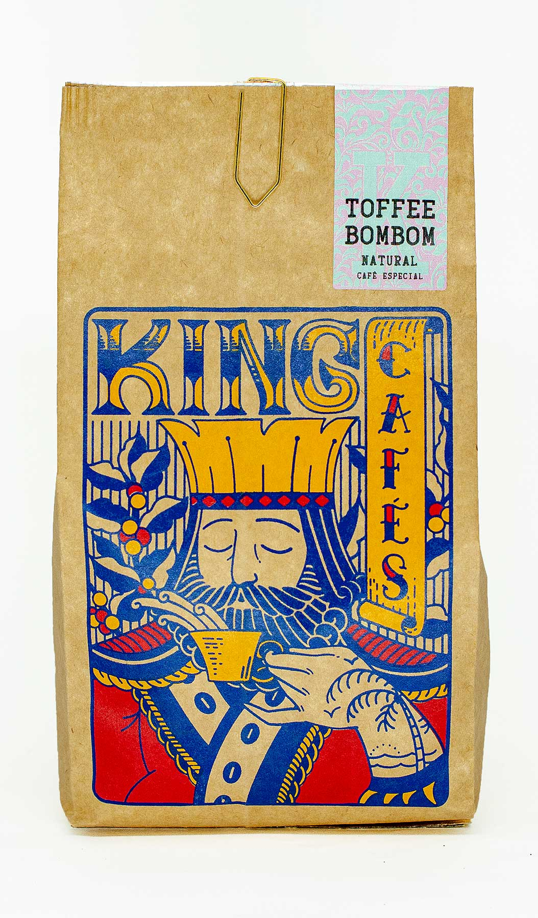 Café Especial Toffee Bombom- Pacote com 250 g