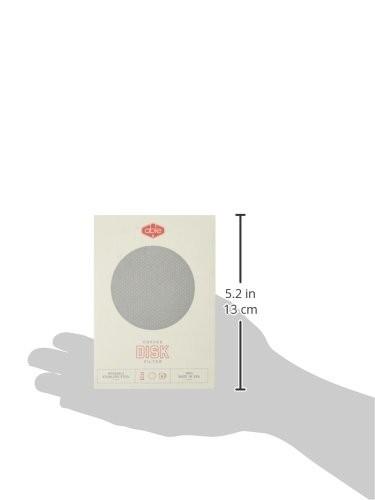 Filtro em Aço Inoxidável para Cafeteira Aeropress Disk Fine by Able Brewing