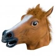Mascara De Cavalo Cabeça De Cavalo Fantasia Cosplay