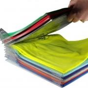 Organizador Camisetas Bandeja kit com 10 Un Escritorio