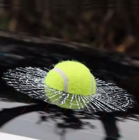 Adesivo  Bola De Tenis 3d
