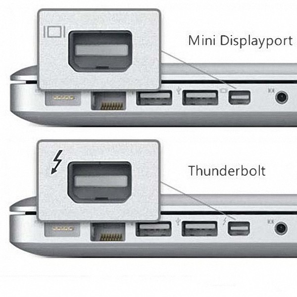 Cabo Mini Displayport HDMI 4K 1,80M Thunderbolt HDMI 4Kx2K