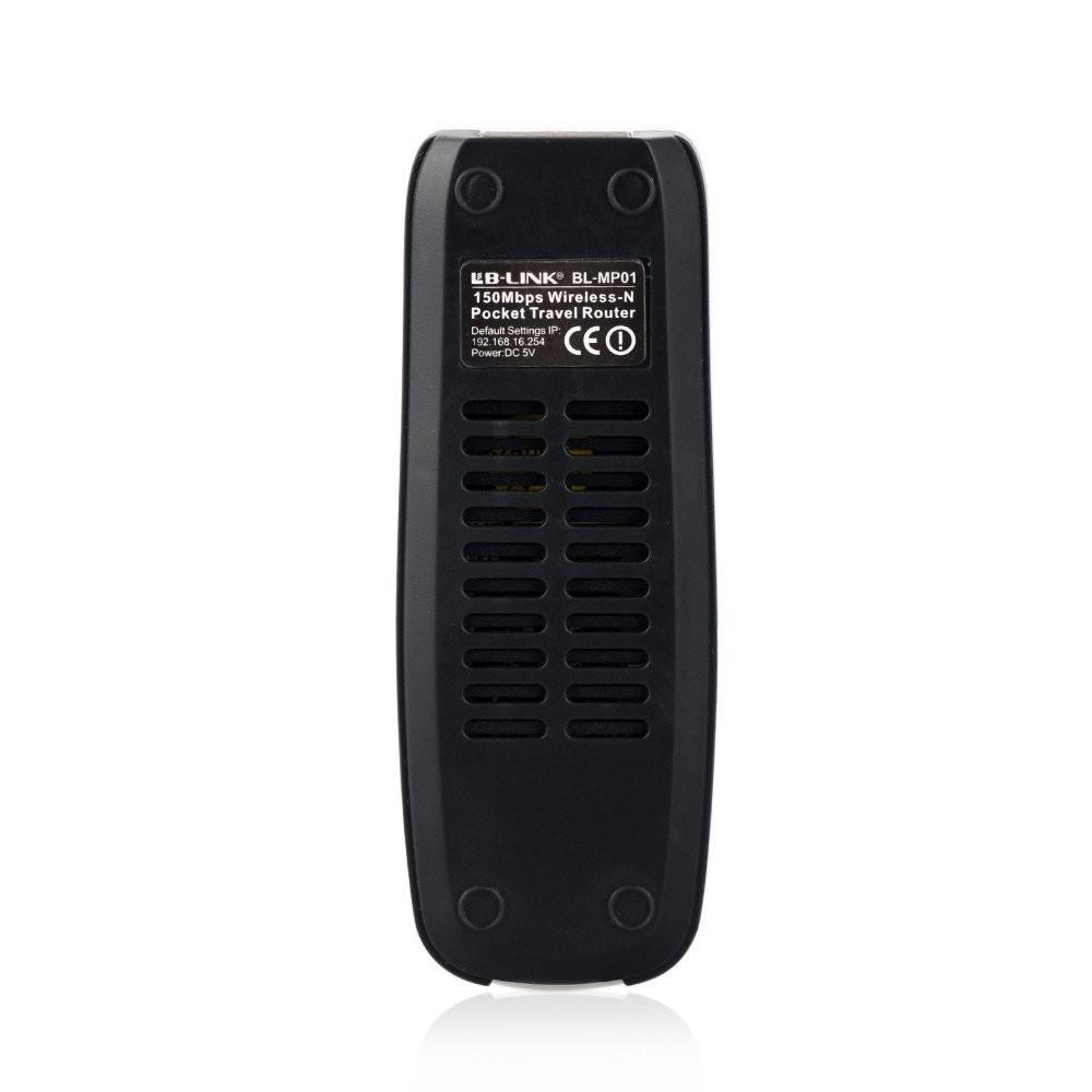 Receptor Ethernet TV sem Wifi BL-MP01 Roteador portatil