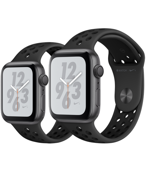 b680cdcc892 Apple Watch Nike+ Space Gray Aluminum Case with Anthracite Black Nike Sport  Band 44mm