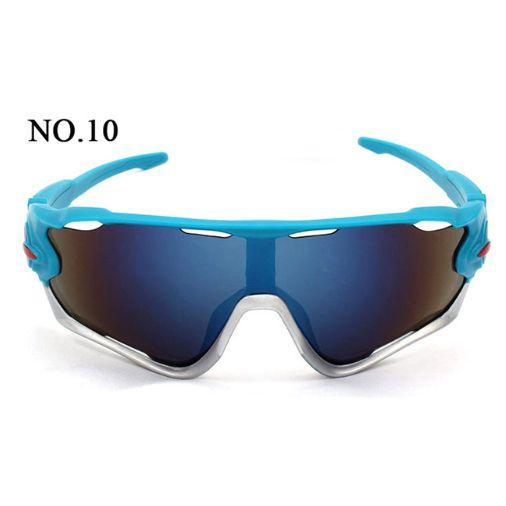 Óculos Esportivo Sol Bike Ciclismo Corrida Vôlei Uv400 Cores Óculos ... a58f8bd5e2