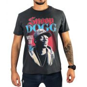 Camiseta American Eagle Preta Snoop Dogg