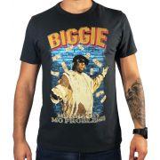 Camiseta American Eagle Preta Biggie