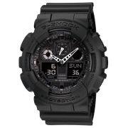 Relógio Masculino Casio G-Shock Ga100-1a1 51mm Preto