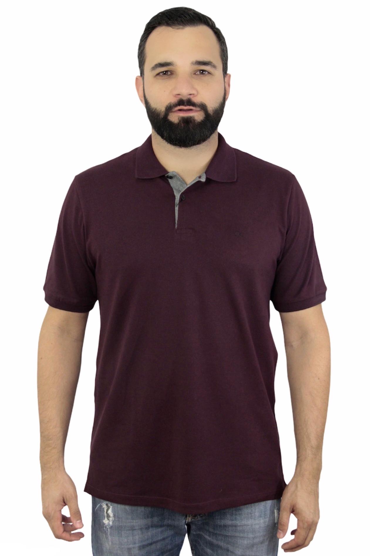 Camisa Polo Ogochi Mc Essencial 0041
