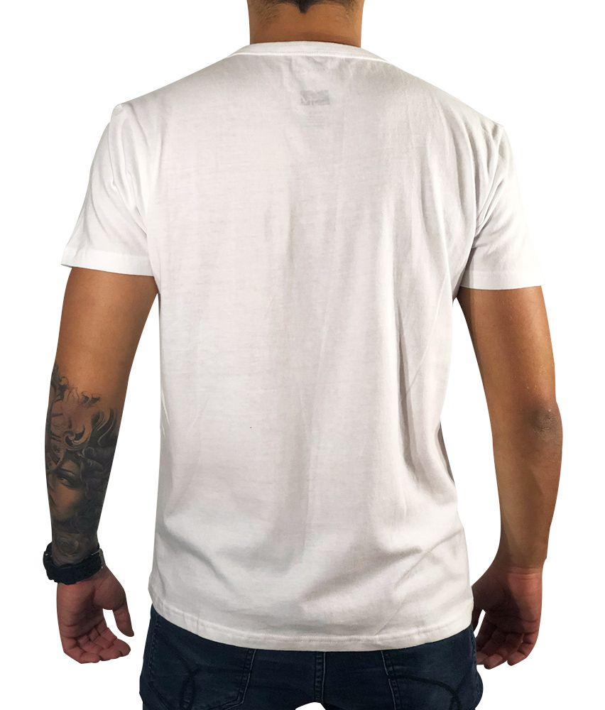 Camiseta American Eagle Branca MTV
