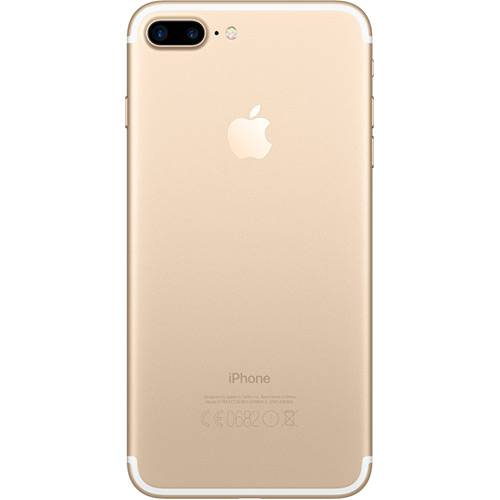 "iPhone 7 Plus 32GB Dourado Tela Retina HD 5,5"" 3D Touch Câmera Dupla de 12MP - Apple"