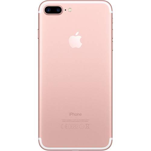 "iPhone 7 Plus 32GB Ouro Rosa Tela Retina HD 5,5"" 3D Touch Câmera Dupla de 12MP - Apple"