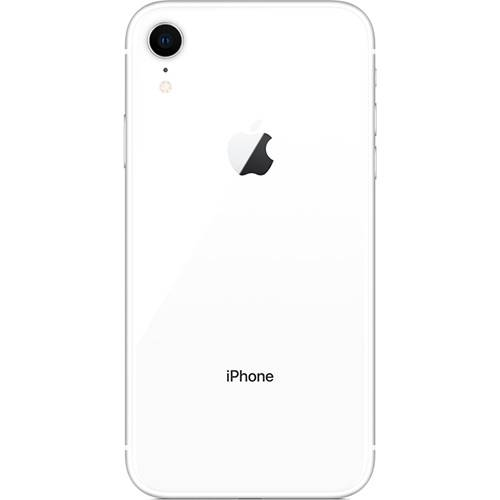 IPhone Xr 64GB Branco IOS12 4G + Wi-fi Câmera 12MP - Apple