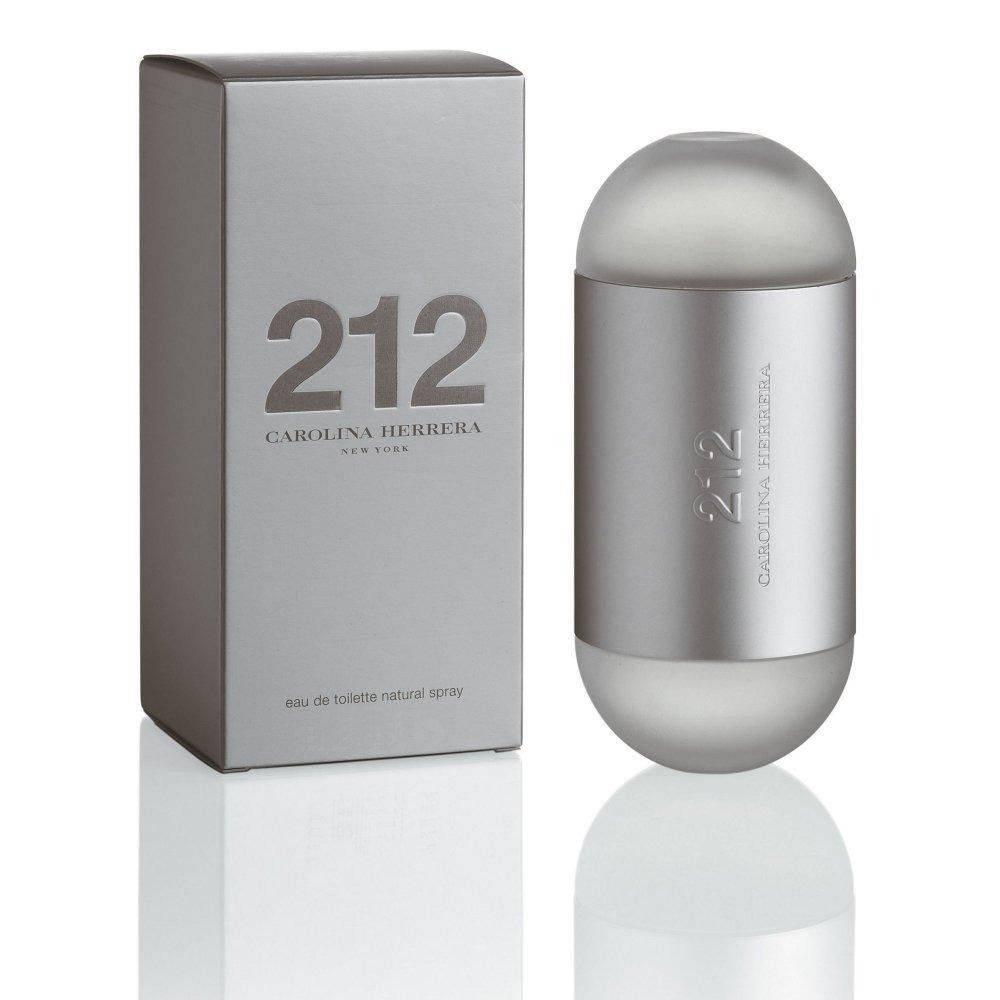 Perfume 212 Carolina Herrera Feminino Eau de Toilette