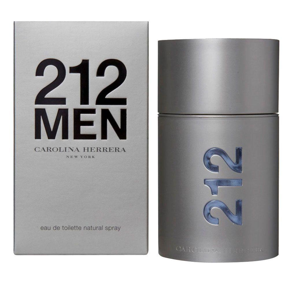 Perfume 212 Men Carolina Herrera Masculino Eau de Toilette