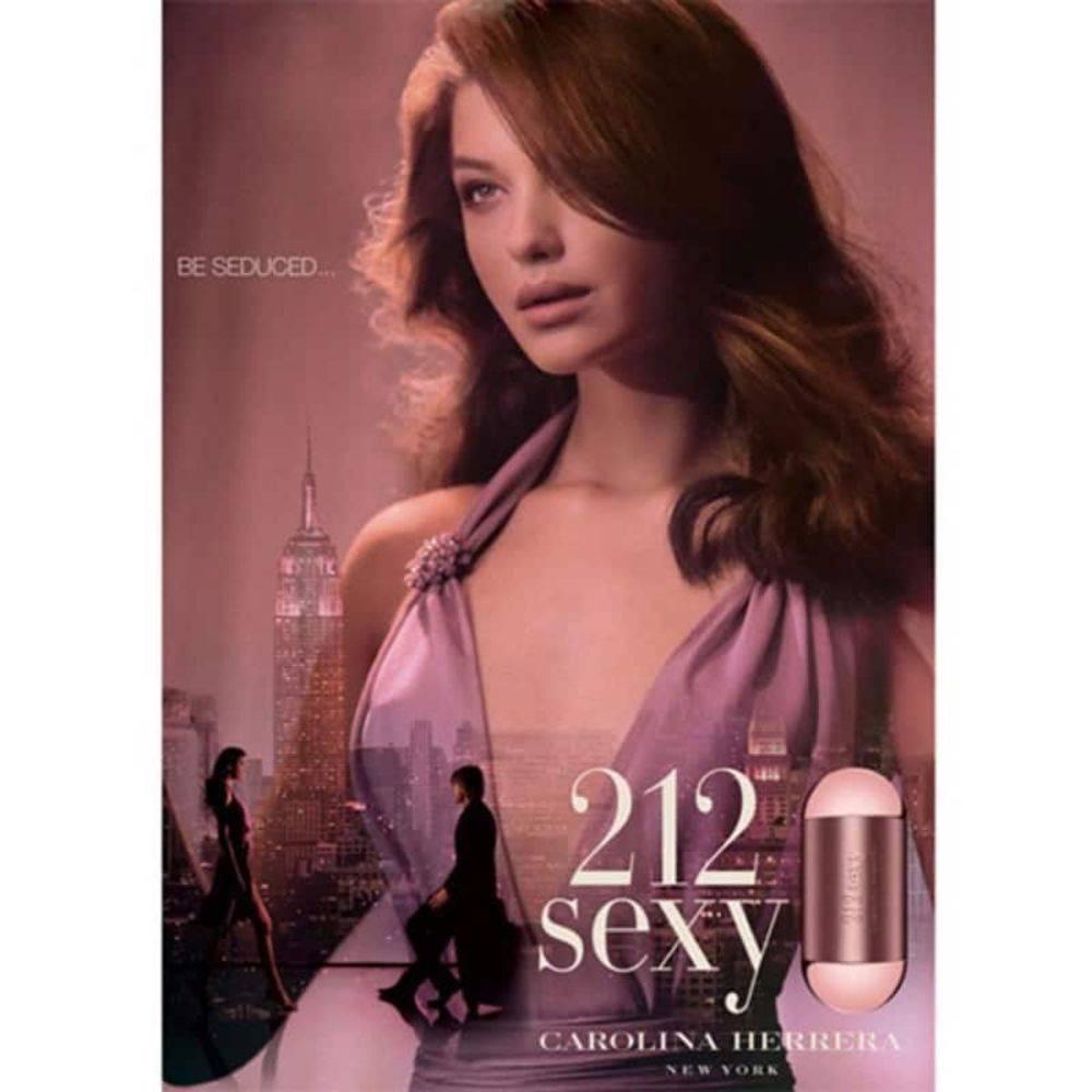 Perfume 212 Sexy Carolina Herrera Feminino Eau de Parfum