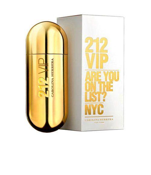 Perfume 212 VIP Carolina Herrera Feminino Eau de Parfum