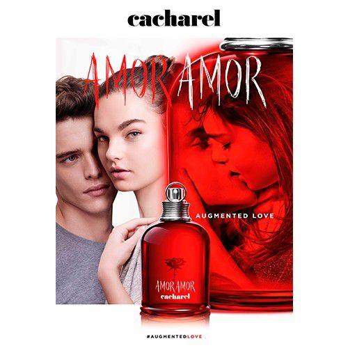 Perfume Amor Amor Cacharel Feminino Eau de Toilette