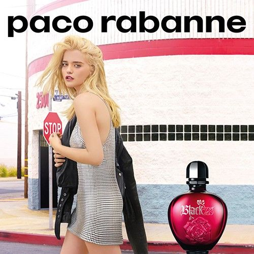 Perfume Black Xs Paco Rabanne Feminino Eau de Toilette